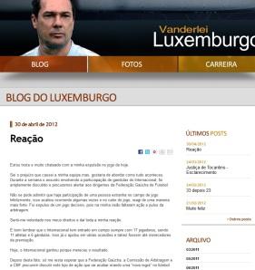 luxa blog