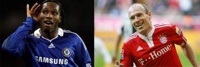 Chelsea x Bayern .. quem leva?!