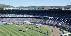 Olímpico, pela última vez. Foto: ducker.com.br