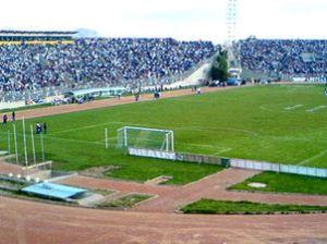 Estádio Jesús Bermúdez em San José de Oruro (Foto: Reprodução)