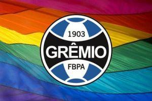 Gremistas apoiam o movimento contra a intolerância (Imagem: Página Grêmio Queer no Facebook)