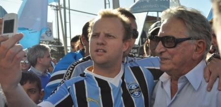 Foto: Uol Esporres Fábio Koff é tão estrela quanto qualquer jogador