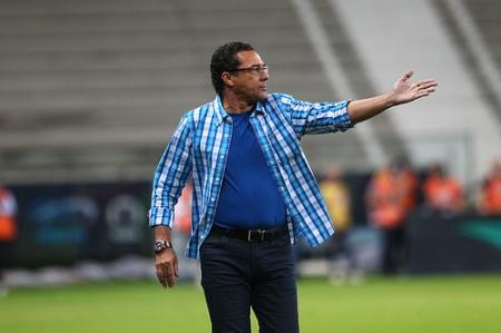 Explica Luxemburgo!   (Foto: Divulgação/ Grêmio)